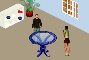 Новая бзаузерная игра Симс 3, играть в SIMS 3 онлайн