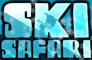 Играть Ski safari онлайн, полная версия на прохождение.