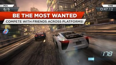 Need for Speed™ Most Wanted на андроид