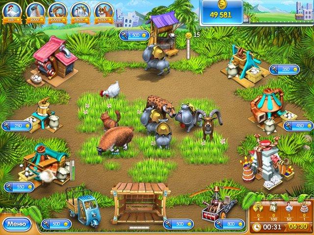 веселая ферма мадагаскар скачать игру - фото 11