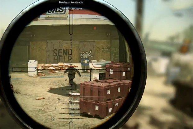 Call of Duty 4: Modern Warfare скачать через торрент