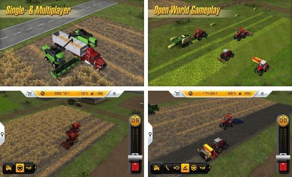 Скачать Farming Simulator Android Много Денег