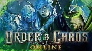 Скачать Order & Chaos online для андроид