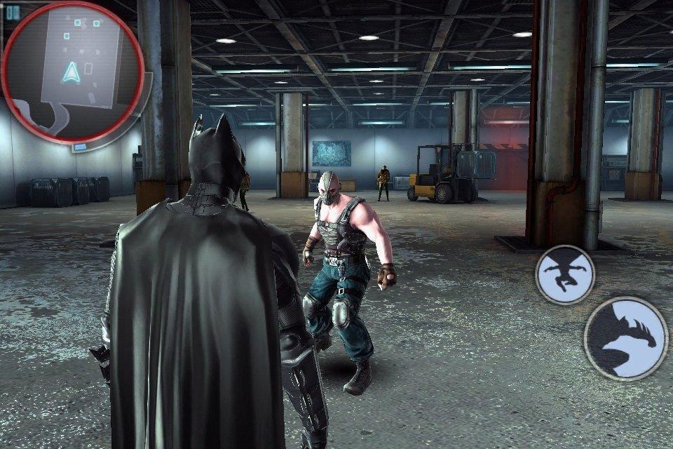 Скачать Игру Бэтмен Темный Рыцарь На Андроид - фото 3