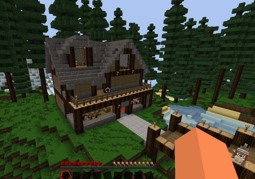 Minecraft v1. 8 (2014) скачать через торрент на pc бесплатно без.