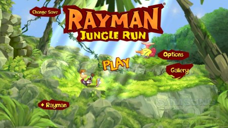 Скачать Rayman Jungle Run для android