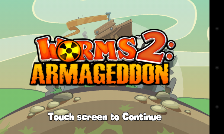 Worms 2: Armageddon - червячки на андроид