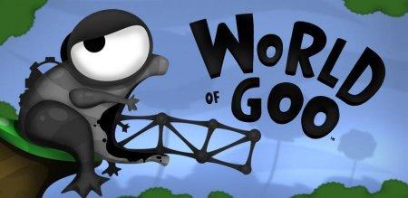 World of Goo - удивительный мир Гу на андроид