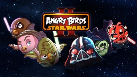 Angry Birds Star Wars II - ������ ������ ������ �� android