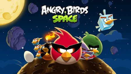 Angry Birds Space ��� �������