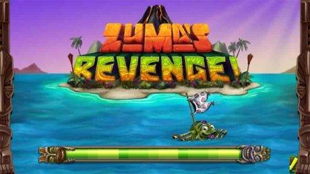 Zuma revenge на андроид