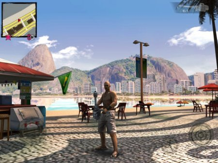 Gangstar Rio: City of Saints на андроид