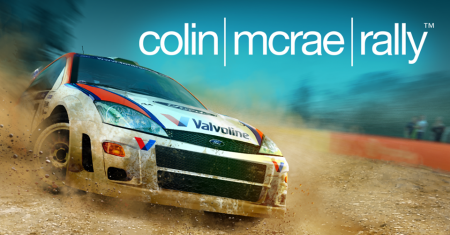 Colin McRae Rally для андроид