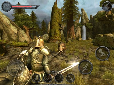 Ravensword: Shadowlands на андроид