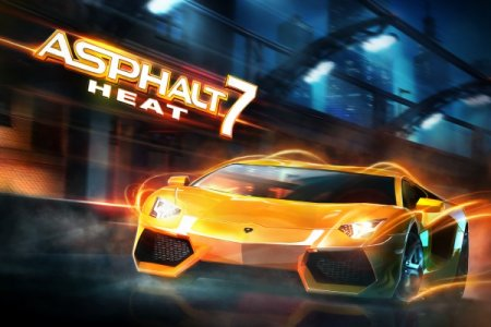 Скачать классные гонки Asphalt 7 на андроид