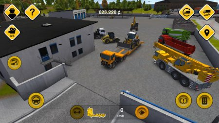 Construction simulator 2014 на android