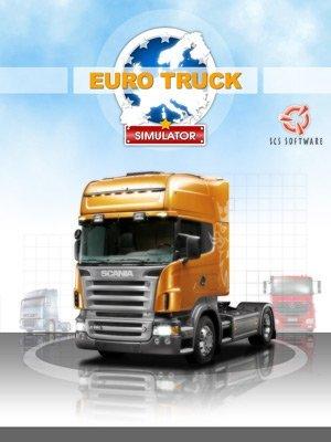 Euro Truck Simulator - играть на ПК торрент