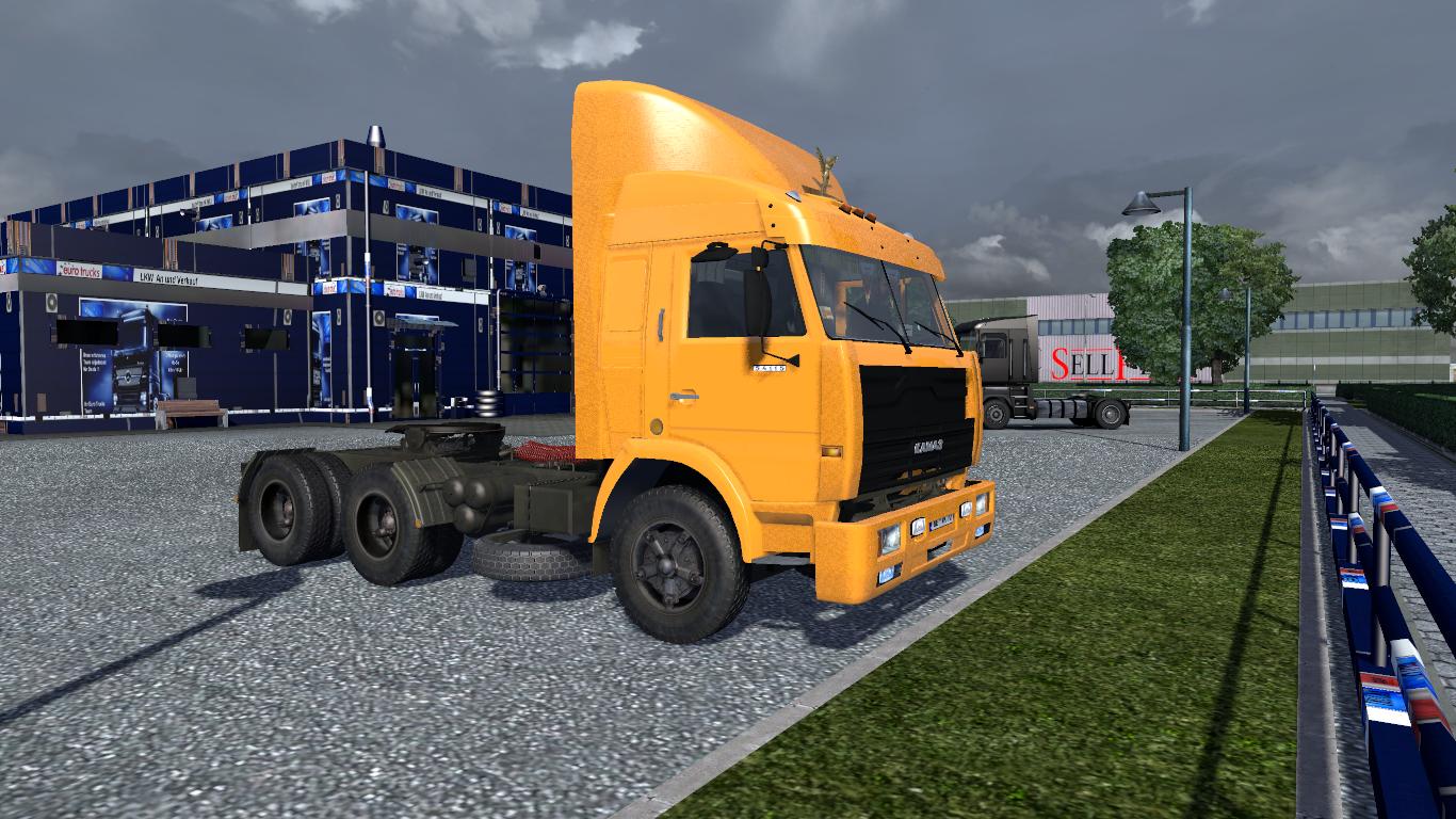 Скачать бесплатно через торрент игру симулятор грузовиков