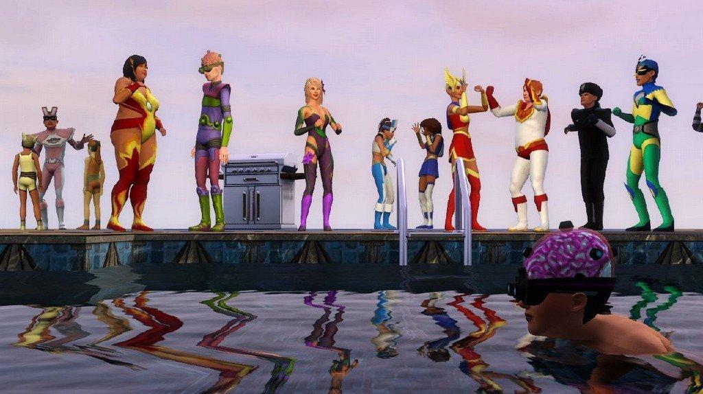 Sims 3 скачать на андроид планшет бесплатно - d3