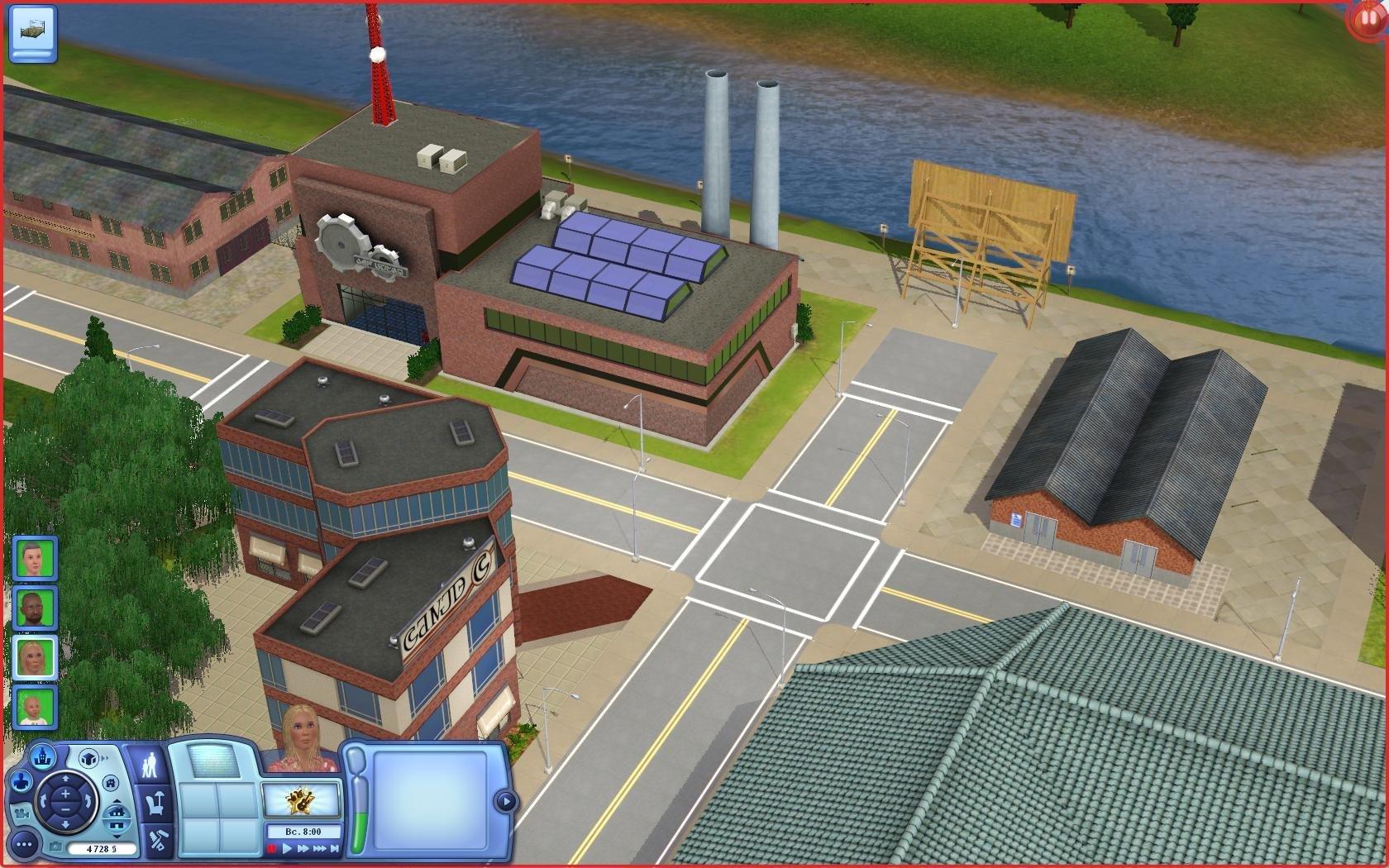 скачать sims 3 hollywood на компьютер