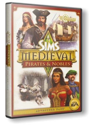 The Sims Medieval: Pirates and Nobles - скачать
