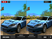 Unlimited Cars Find the Difference играть онлайн