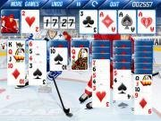 Hockey Solitaire играть онлайн