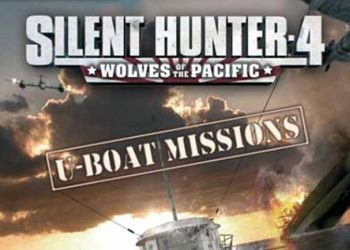 Silent Hunter 4: Wolves of the Pacific - скачать