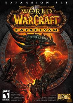 World of Warcraft Cataclysm скачать через торрент