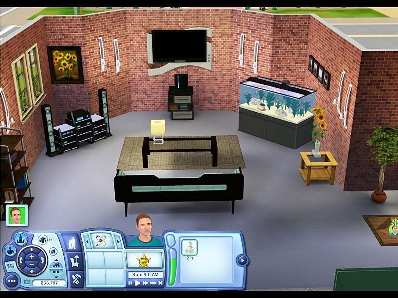Sims 3 современная роскошь