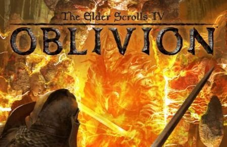 The Elder Scrolls IV Oblivion - врата Обливиона открыты