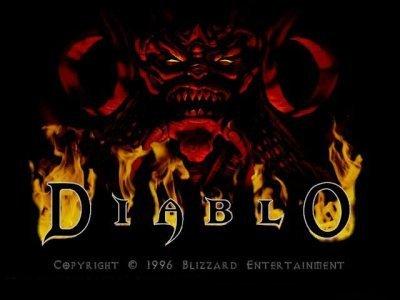 Diablo - первое пришествие дъявола на землю