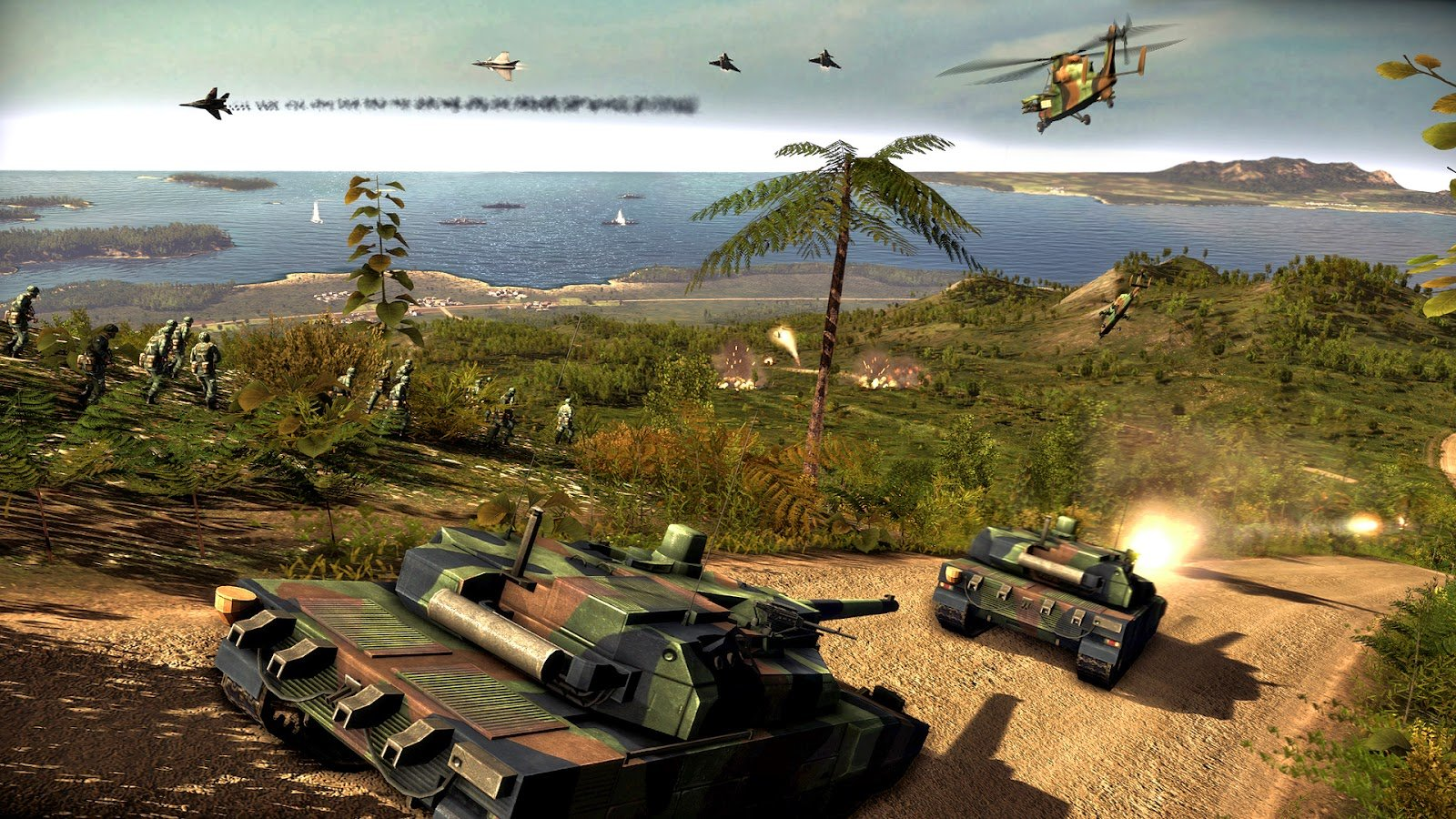 Скачать игру на компьютер военную