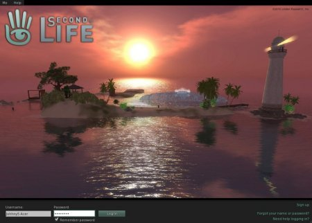 Second Life - ������� �������