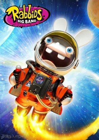 Сумасшедшая игра Rabbids Big Bang для андроид