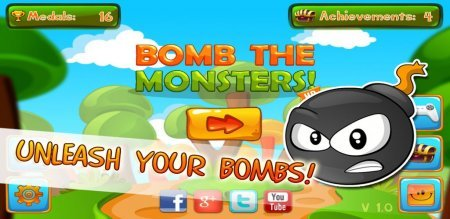 Bomb the Monsters ������� �� �������