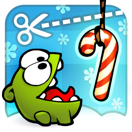 �������������� ������� Cut the Rope Holiday Gift �������� ����� ������!