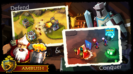 Ambush! - Tower Offense на андроид