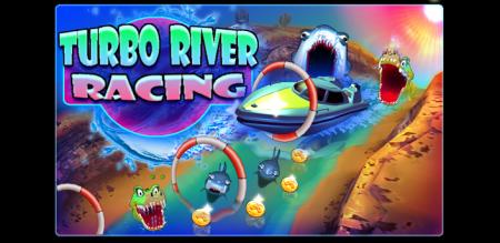 Turbo River Racing скачать на андроид