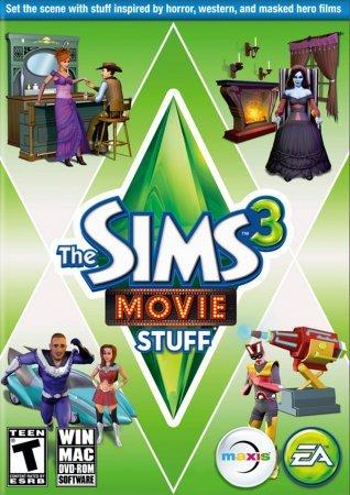 Скачать игру The Sims 3: Movie Stuff на компьютер