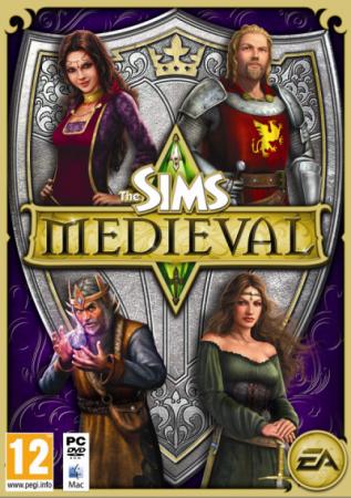 The Sims: Medieval - игра на ПК скачать торрент