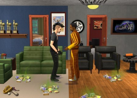 The Sims 2. Apartment Life - играть на ПК