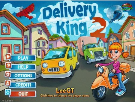 Delivery King 2 - классная игра на компьютер