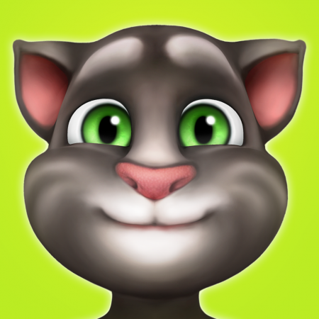 ������� Talking Tom � ���������� ������� ��� ��� �������