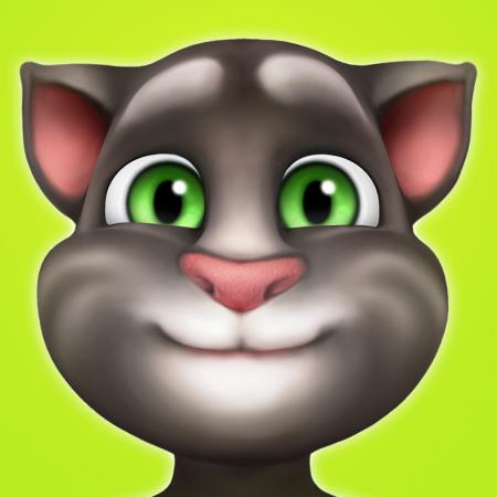 Скачать Talking Tom – бестселлер детских игр для андроид