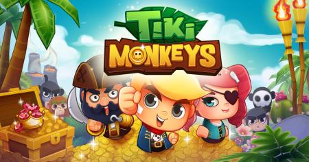 Tiki Monkeys на андроид скачать