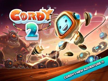 Cordy 2 – вторая часть удивительной аркады на
