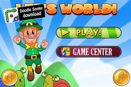 Увлекательная игра для детей Lep's World