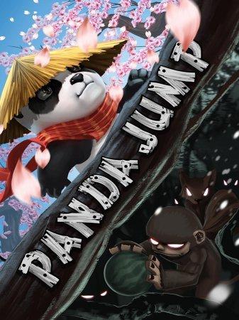 Panda Jump Seasons -  бесконечное движение вверх