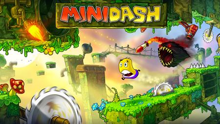 Mini Dash – отличная аркадная игра для любителей